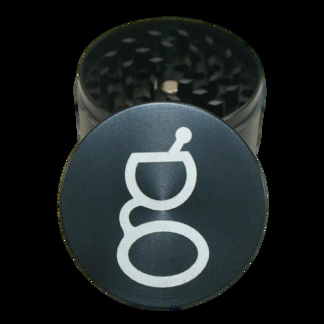Custom 4-Piece Grinder | Zinc