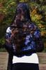 Black Spanish Mantilla Shawl