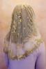 Vintage Gold Triangle Mantillas