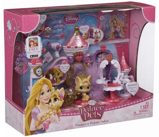 Disney Palace Pets Pamper & Beauty Salon