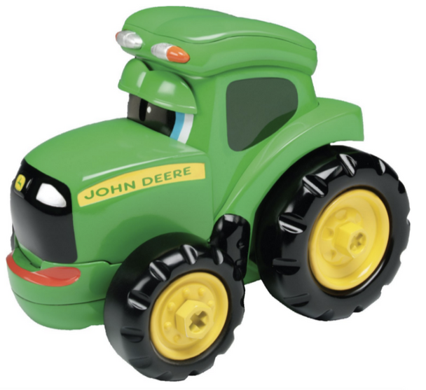 John Deere Electronic Fix-it-up Johnny Tractor