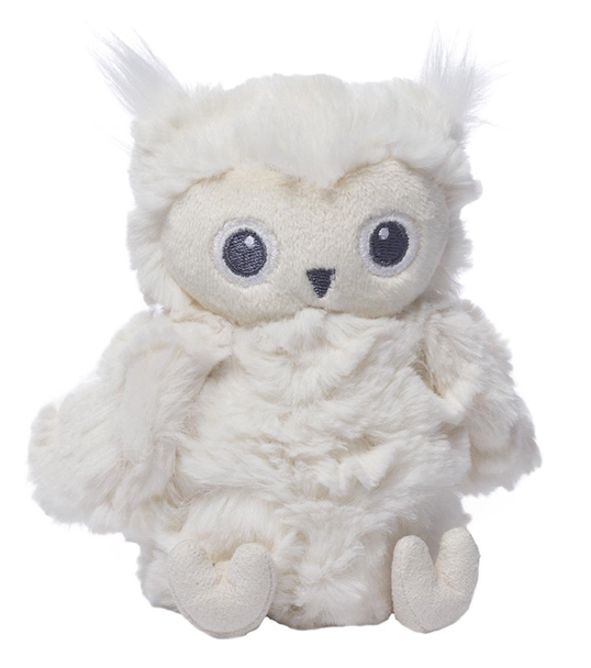 Greary Owl Musical Plush Toy by Baby Gund
