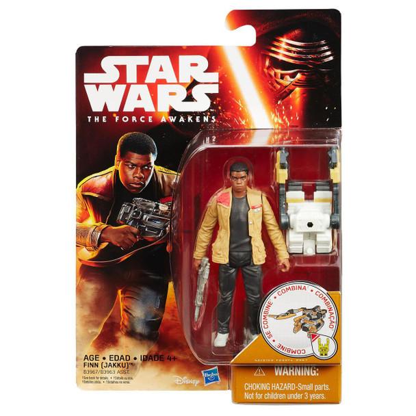 Star Wars VII Finn Jakku 3.75-inch Action Figure by Hasbro