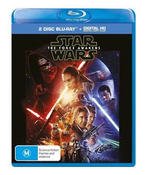 Star Wars: The Force Awakens (Blu-ray/Digital)