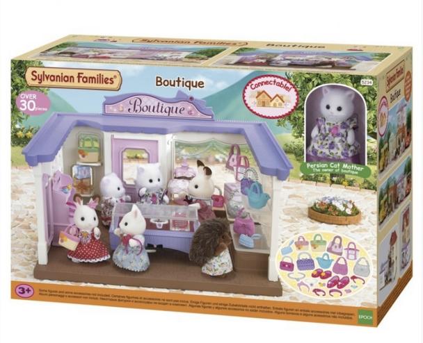 Sylvanian Families Boutique