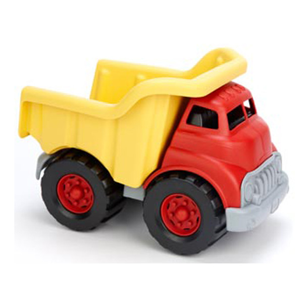 Green Toys - Dump Truck - Red