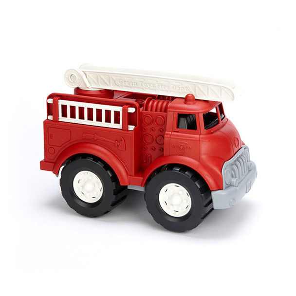 Green Toys - Fire Truck - Red