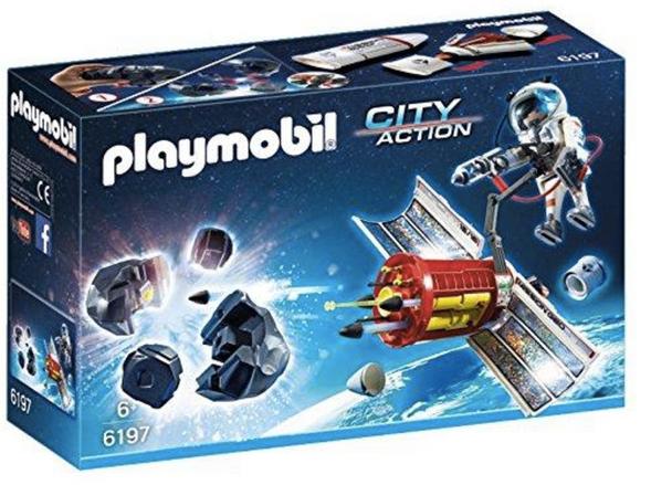 Playmobil 6197 City Action - Meteoroid Destroyer