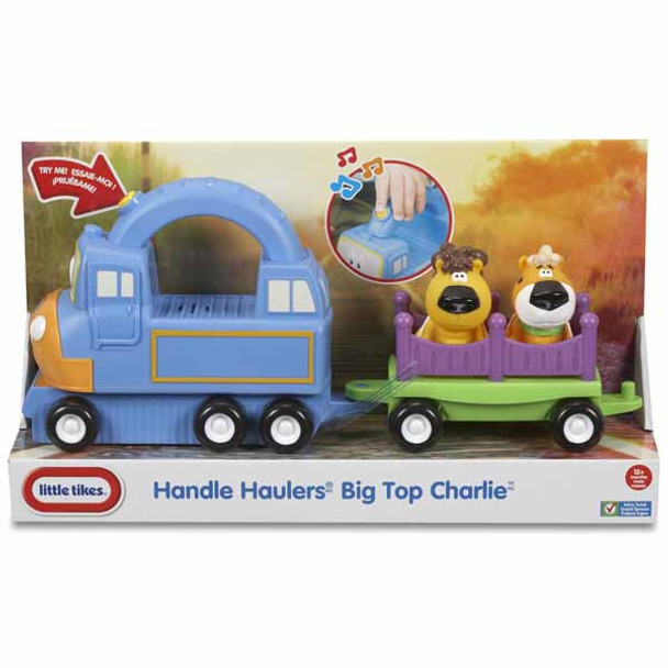 Little Tikes Handle Haulers Deluxe Train