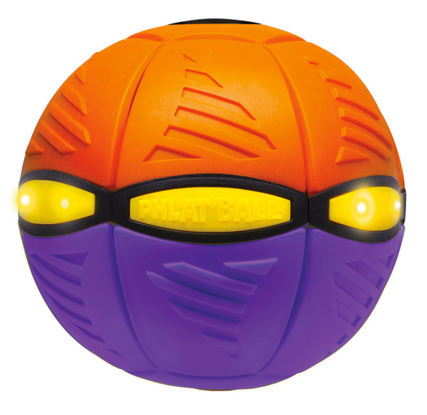 Britz'n'Pieces BMA861 Phlat Ball Flash Purple Orange