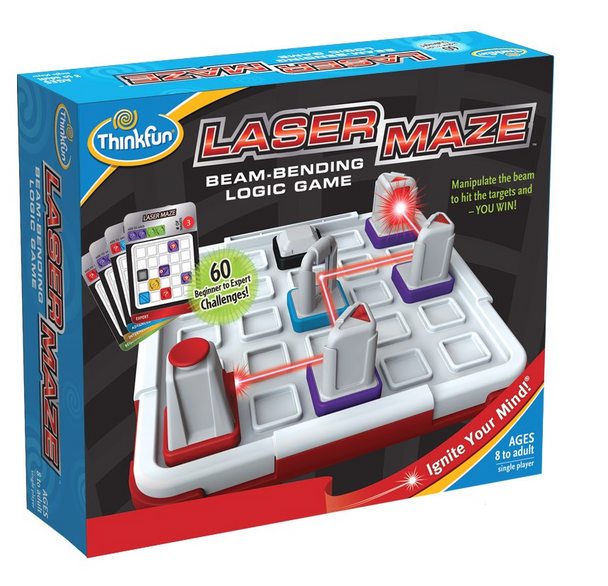 Laser Maze Game by Thinkfun