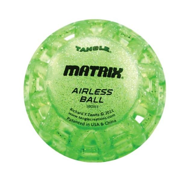 Britz'n'Pieces Matrix Mini Ball  Green