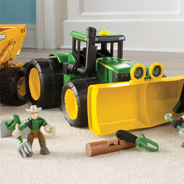 John Deere Gear Force Earth Moving Tractor