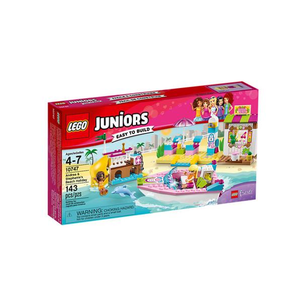 LEGO Juniors 10747 Andrea & Stephanie's Beach Holiday