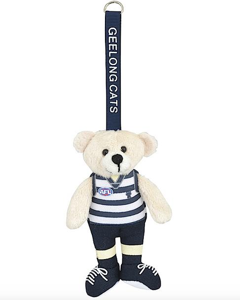 AFL Beanie Kid Bear Geelong Cats