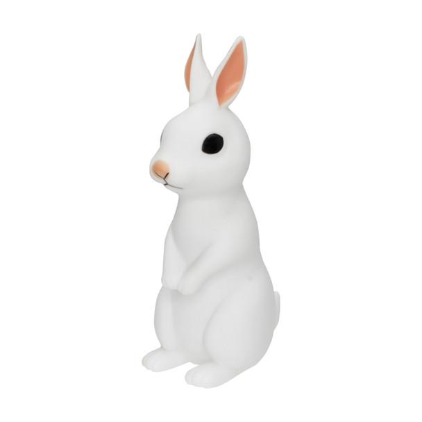 Delight Decor - Plastic Woodlands Standing Bunny Light