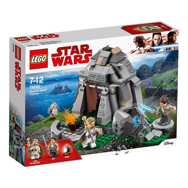 LEGO Star Wars Ahch-To Island Training 75200