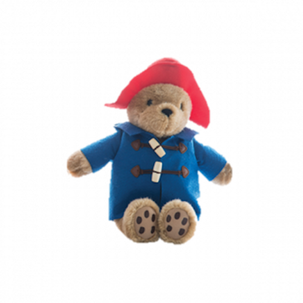 Paddington Bear Sitting Medium Plush - 21cm