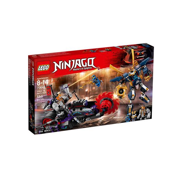 LEGO® Ninjago 70642 Killow Vs. Samurai X