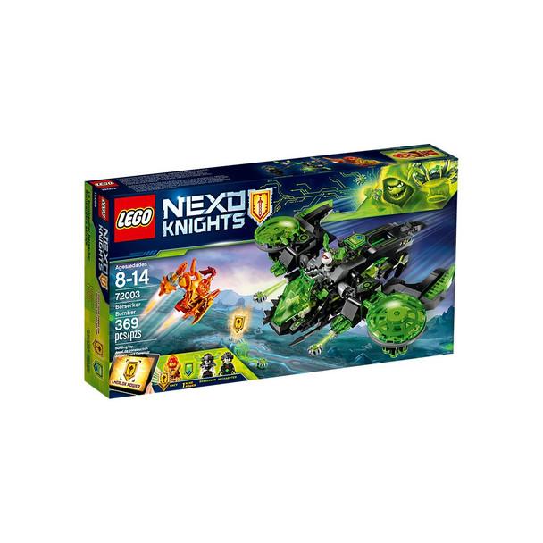 LEGO® Nexo Knights 72003 Berserker Bomber