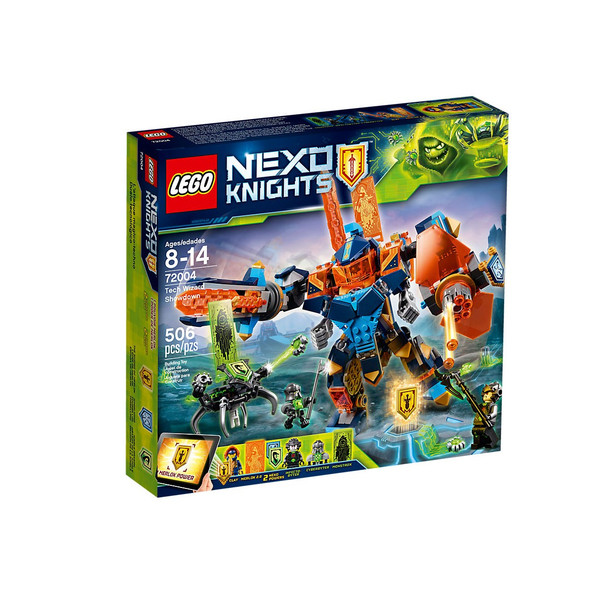 Lego Nexo Knights 72004 Tech Wizard Showdown