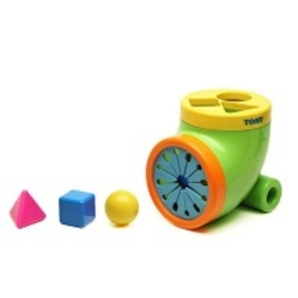 Happy Shape Sorter by TOMY