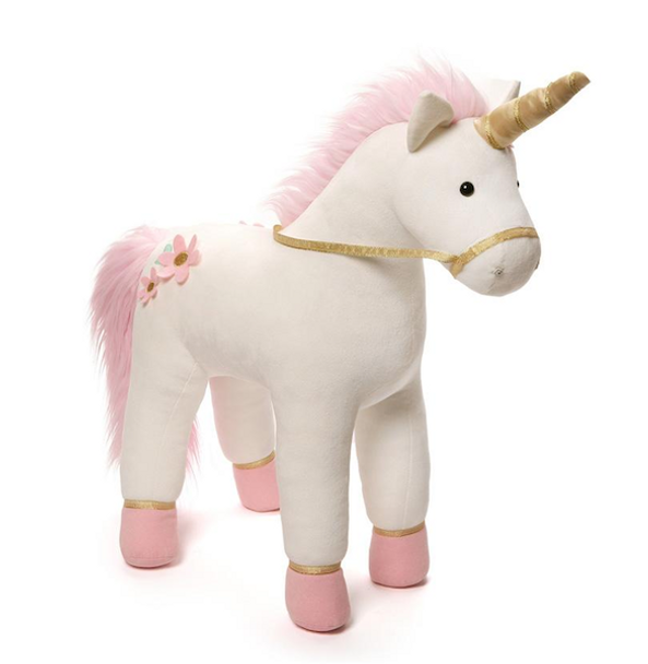 Jumbo LilyRose Unicorn by GUND