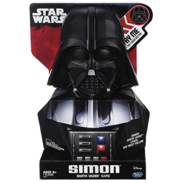 Simon Star Wars Darth Vador Edition Game
