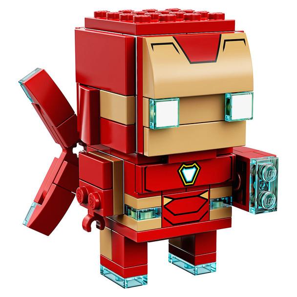 Lego Brick Headz 41604 Iron Man MK50