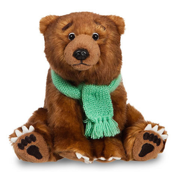 We're Going on a Bear Hunt plush