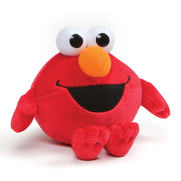 Gund Elmo Emoji Giggler Plush
