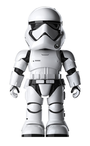 UBTECH Star Wars First Order Stormtrooper™ Robot with Companion App