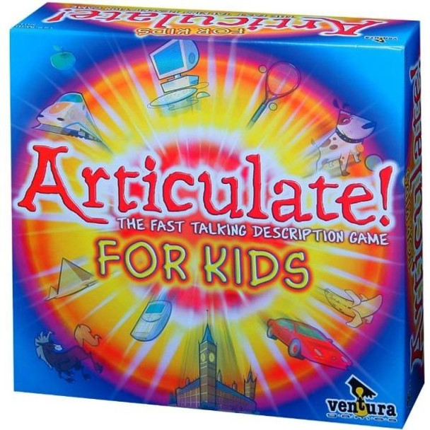 Articulate Game for Kids