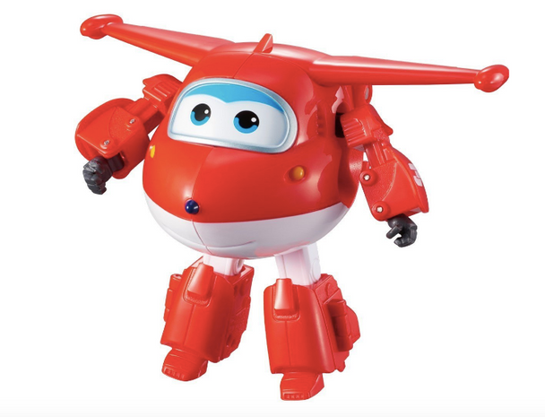 Superwings Transforming Jett Plane