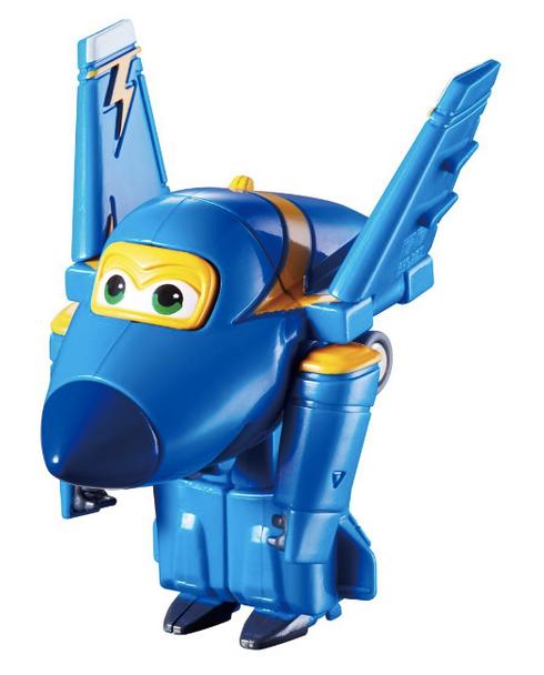 Super Wings Transforming Jerome Plane