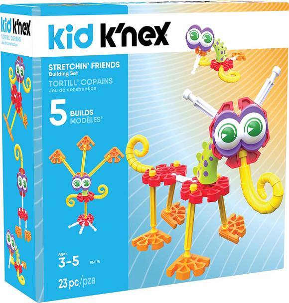 K'Nex Stretchin' Friends