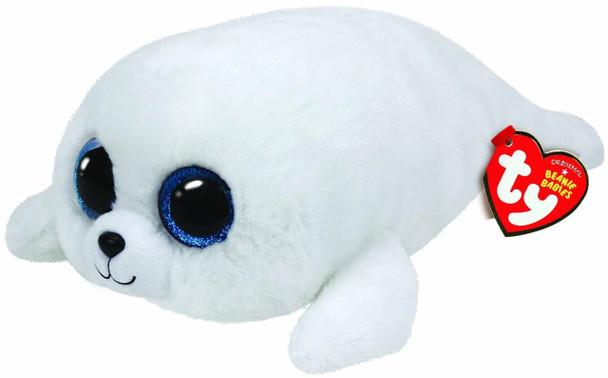 TY Beanie Boos Medium Icy the White Seal - 23cm