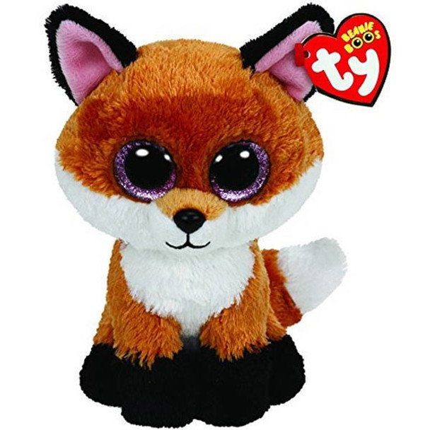TY Beanie Boos Medium Slick the Fox - 23cm