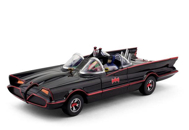 Batman Classic TV Series Batmobile With Bendable Figures