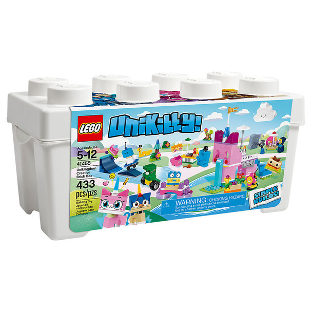 Lego Unikitty 41455 Unikingdom Creative Brick Box