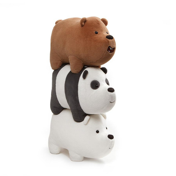 GUND We Bare Bears Magnetic Stackable Mini - 3 set