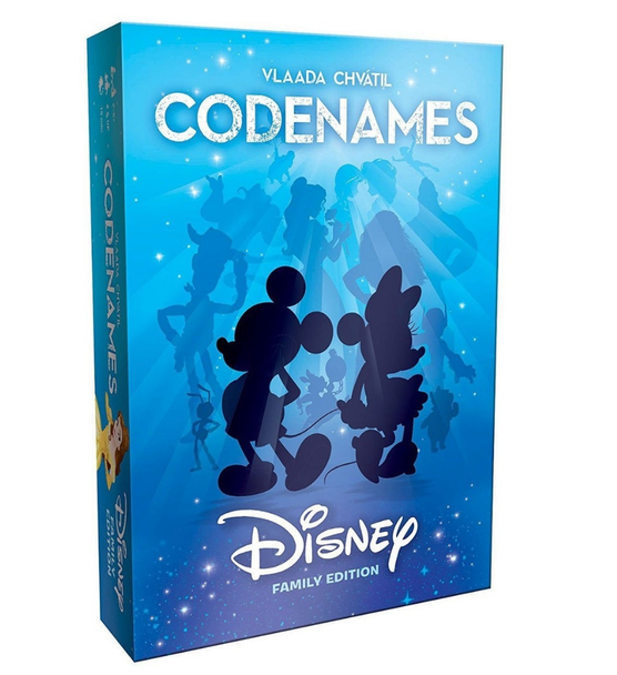 Codenames - Disney Family Edition