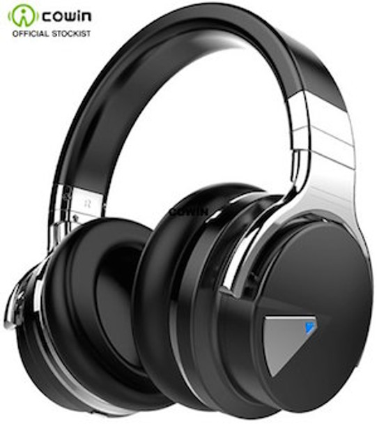 Cowin E7 ANC Active Noise Cancelling Bluetooth Wireless Headphones