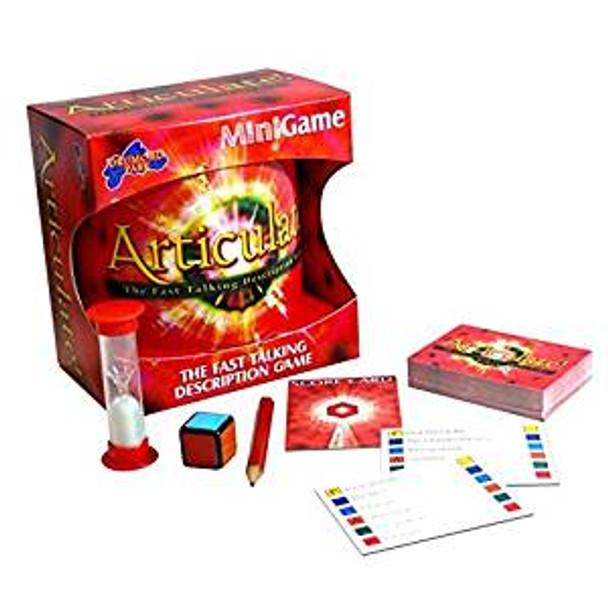 Articulate! Mini Game Board Game