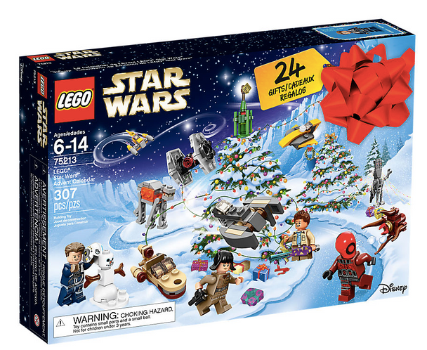 LEGO 75213 Star Wars Advent Calendar 2018