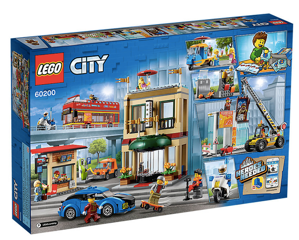 LEGO 60200 Capital City