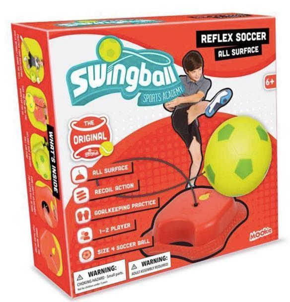 Mookie Reflex Soccer All Surace