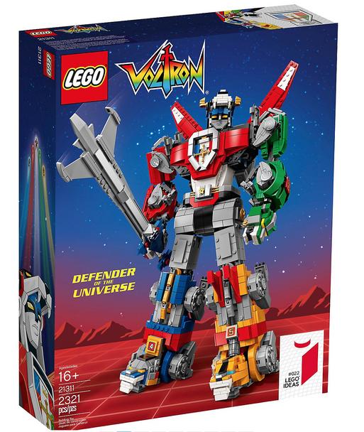 LEGO® Ideas Voltron 21311