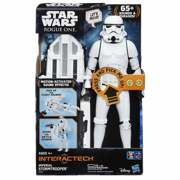 Star Wars Interactech Stormtrooper by Hasbro