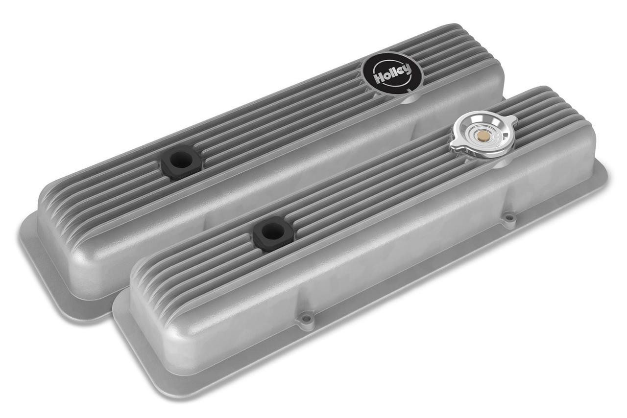Holley Muscle Series Valve Covers 241-134